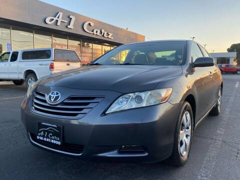2008 Toyota Camry for sale at A1 Carz, Inc in Sacramento CA