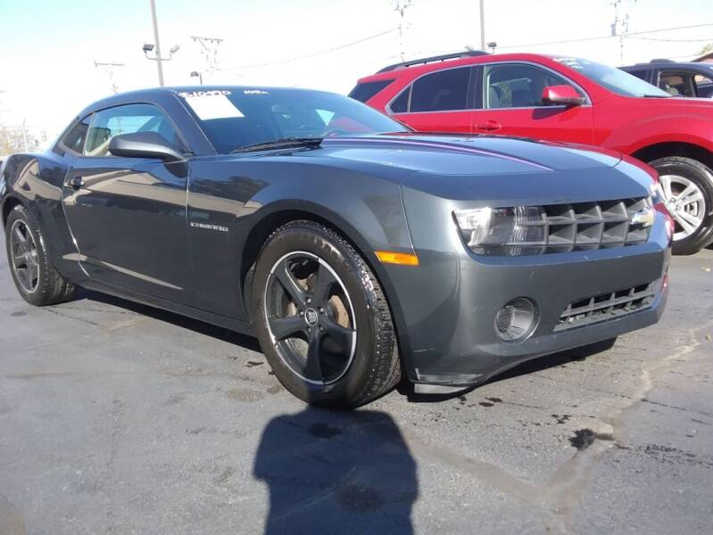2013 Chevrolet Camaro for sale at Village Auto Outlet in Milan IL
