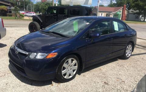 2007 Honda Civic for sale at Antique Motors in Plymouth IN