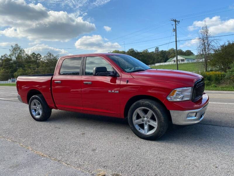 2010 Dodge Ram Pickup 1500 for sale at Car Depot Auto Sales Inc in Seymour TN