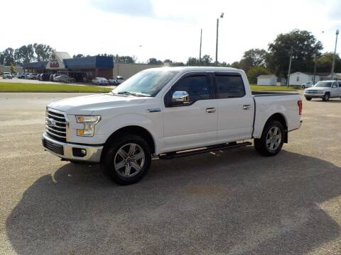 2015 Ford F-150 for sale at Young's Motor Company Inc. in Benson NC
