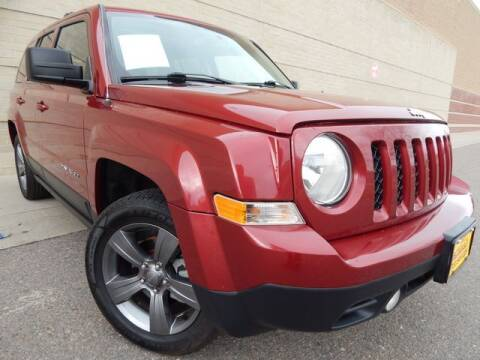 2015 Jeep Patriot for sale at Altitude Auto Sales in Denver CO