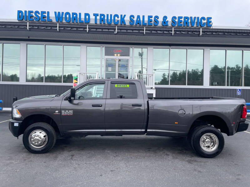 2017 RAM Ram Pickup 3500 for sale at Diesel World Truck Sales in Plaistow NH