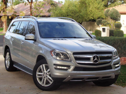 2014 Mercedes-Benz GL-Class for sale at AZGT LLC in Phoenix AZ