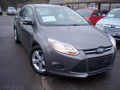 2014 Ford Focus for sale at Welkes Auto Sales & Service in Eau Claire WI