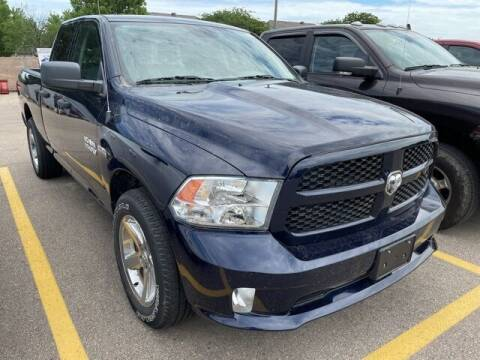 2017 RAM Ram Pickup 1500 for sale at Bob Clapper Automotive, Inc in Janesville WI