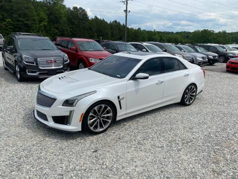2019 Cadillac CTS-V for sale at Billy Ballew Motorsports in Dawsonville GA