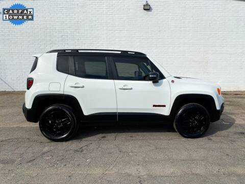 2018 Jeep Renegade for sale at Smart Chevrolet in Madison NC