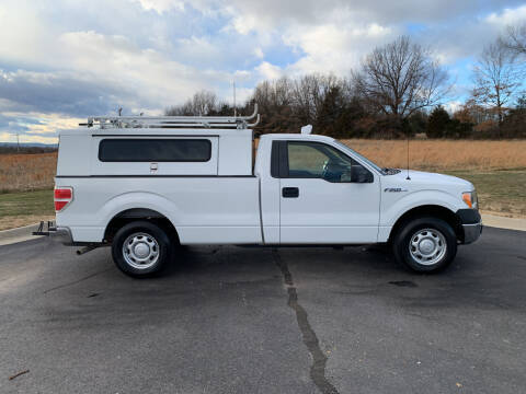 2011 Ford F-150 for sale at V Automotive in Harrison AR