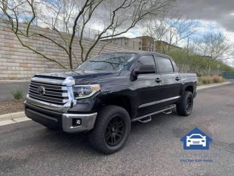 2018 Toyota Tundra for sale at MyAutoJack.com @ Auto House in Tempe AZ