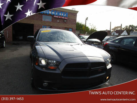 2014 Dodge Charger for sale at Twin's Auto Center Inc. in Detroit MI