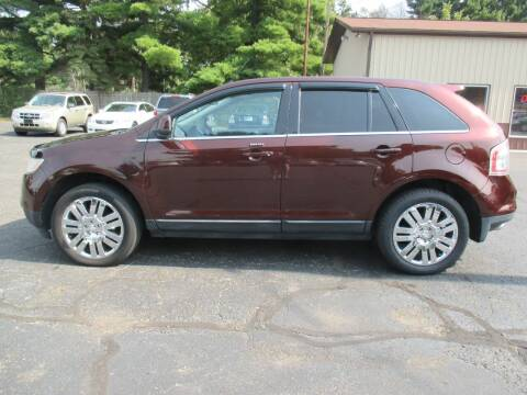 2010 Ford Edge for sale at Home Street Auto Sales in Mishawaka IN