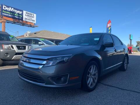 2012 Ford Fusion for sale at Boise Motorz in Boise ID