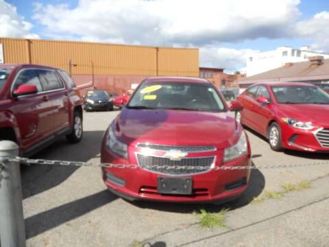 2011 Chevrolet Cruze for sale at LYNN MOTOR SALES in Lynn MA