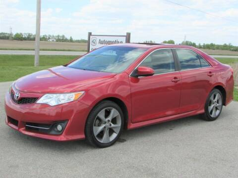 2012 Toyota Camry for sale at 42 Automotive in Delaware OH