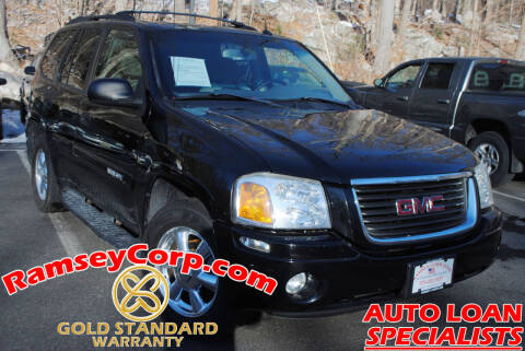 2005 GMC Envoy for sale at Ramsey Corp. in West Milford NJ