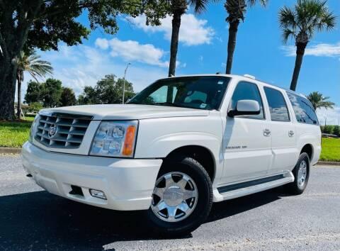2003 Cadillac Escalade ESV for sale at PennSpeed in New Smyrna Beach FL