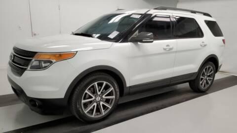 2015 Ford Explorer for sale at Navarro Auto Motors in Hialeah FL