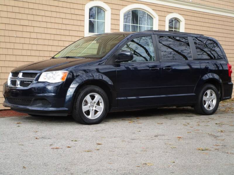 2011 Dodge Grand Caravan for sale at Car and Truck Exchange, Inc. in Rowley MA