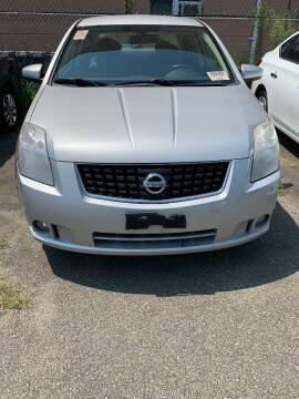 2008 Nissan Sentra for sale at GARET MOTORS in Maspeth NY