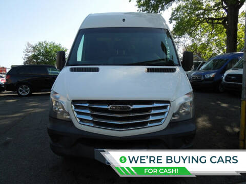 2014 Freightliner Sprinter Cargo for sale at LUXURY OF QUEENS,INC in Long Island City NY