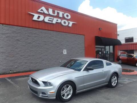 2014 Ford Mustang for sale at Auto Depot - Madison in Madison TN