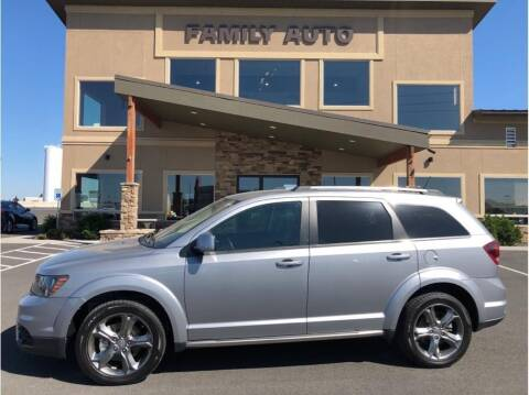 2017 Dodge Journey for sale at Moses Lake Family Auto Center in Moses Lake WA