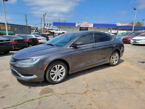 2016 Chrysler 200 for sale at Global Imports Auto Sales in Buford GA