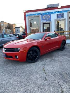 2010 Chevrolet Camaro for sale at AutoBank in Chicago IL