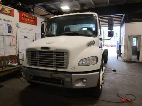 2004 Freightliner M2 Business for sale at Lynch's Auto - Cycle - Truck Center in Brockton MA