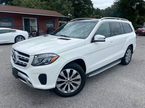 2017 Mercedes-Benz GLS for sale at CHECK AUTO, INC. in Tampa FL