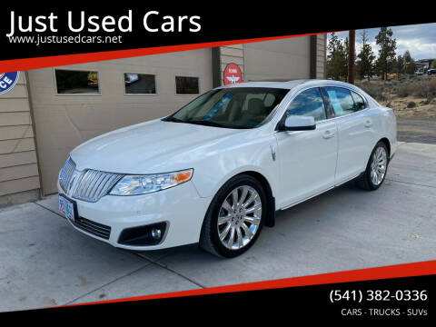 2010 Lincoln MKS for sale at Just Used Cars in Bend OR