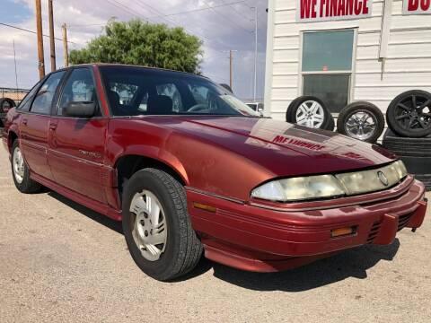 1996 Pontiac Grand Prix for sale at Eastside Auto Sales in El Paso TX
