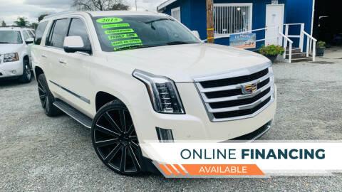 2015 Cadillac Escalade for sale at La Playita Auto Sales Tulare in Tulare CA