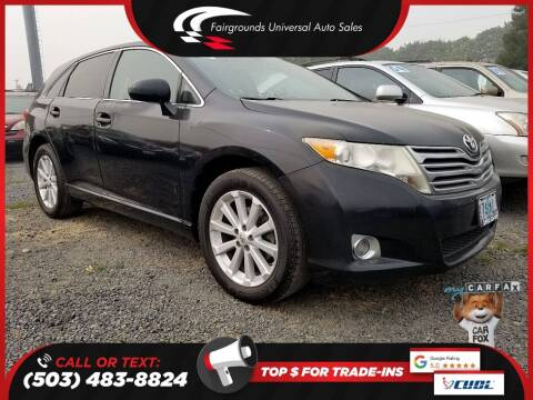 2009 Toyota Venza for sale at Universal Auto Sales in Salem OR