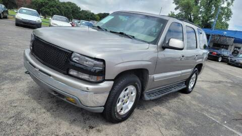 2001 Chevrolet Tahoe for sale at Dave-O Motor Co. in Haltom City TX
