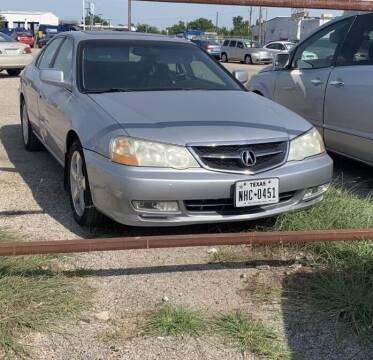 2002 Acura TL for sale at USA Auto Sales in Dallas TX