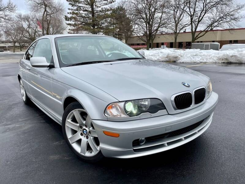 2002 BMW 3 Series for sale at EMH Motors in Rolling Meadows IL