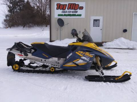 2005 Ski-Doo 600 HO Summit 144 for sale at Toy Flip LLC in Cascade IA
