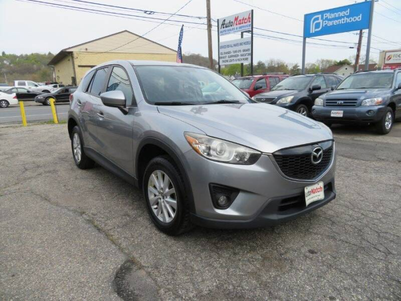 2013 Mazda CX-5 for sale at Auto Match in Waterbury CT