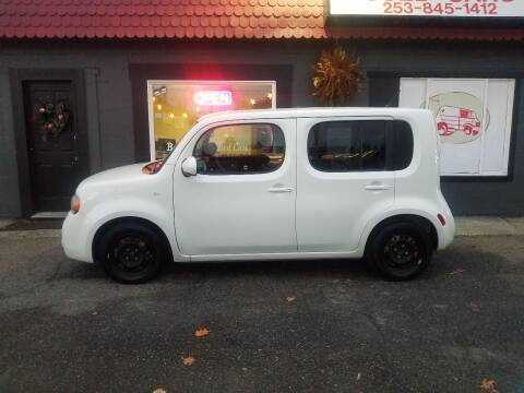 2010 Nissan cube for sale at Bonney Lake Used Cars in Puyallup WA