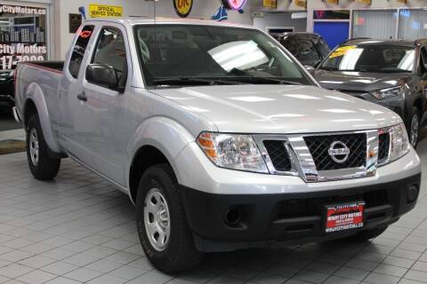 2019 Nissan Frontier for sale at Windy City Motors in Chicago IL