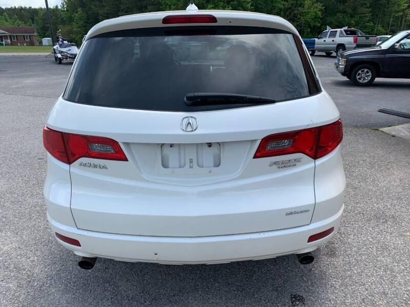 2008 Acura RDX SH-AWD 4dr SUV w/Technology Package - Henrico NC