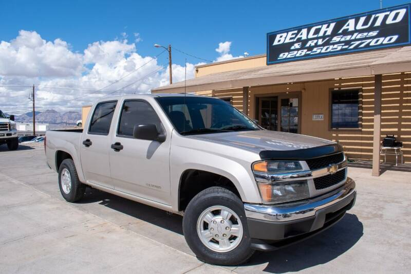 2004 Chevrolet Colorado for sale at Beach Auto and RV Sales in Lake Havasu City AZ
