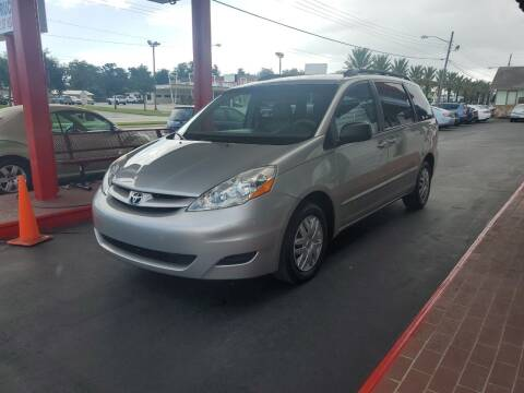2007 Toyota Sienna for sale at Riviera Auto Sales South in Daytona Beach FL