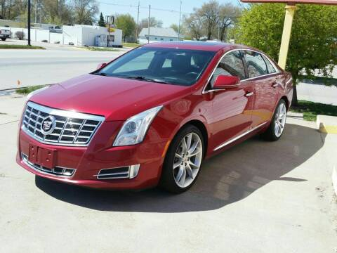 2013 Cadillac XTS for sale at Mustards Used Cars in Central City NE