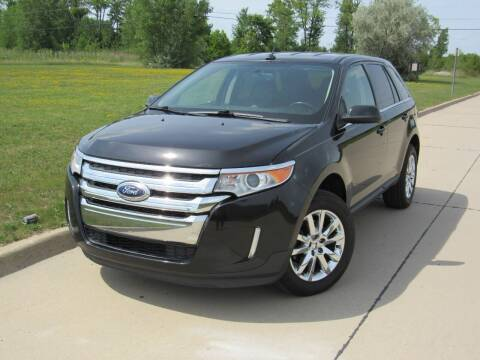 2014 Ford Edge for sale at A & R Auto Sale in Sterling Heights MI