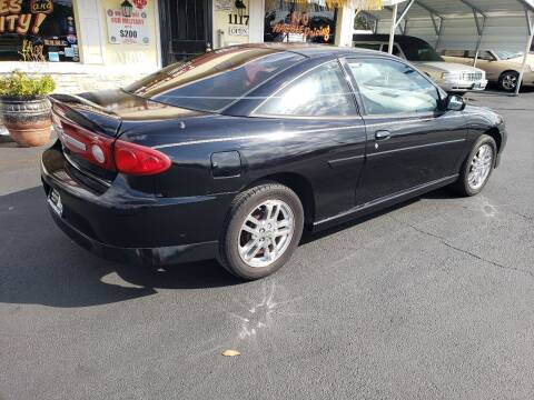 2003 Chevrolet Cavalier for sale at ANYTHING ON WHEELS INC in Deland FL