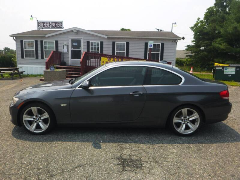 2007 BMW 3 Series for sale at Cove Point Auto Sales in Joppa MD