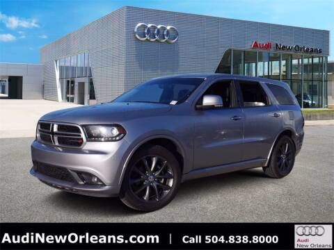 2018 Dodge Durango for sale at Metairie Preowned Superstore in Metairie LA